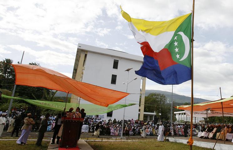 Коморские острова объявили оразрыве дипотношений сКатаром