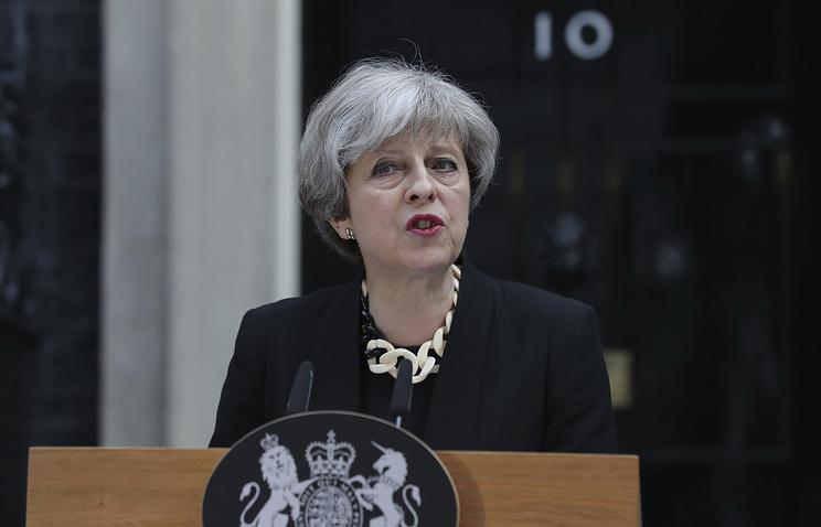 Премьер Англии переизбрана впарламент