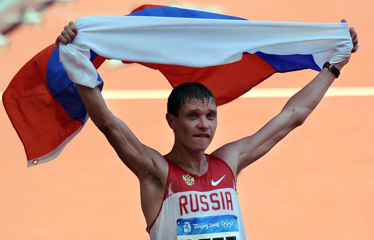 Елена Лашманова выиграла чемпионат РФ - 2017 поспортивной ходьбе