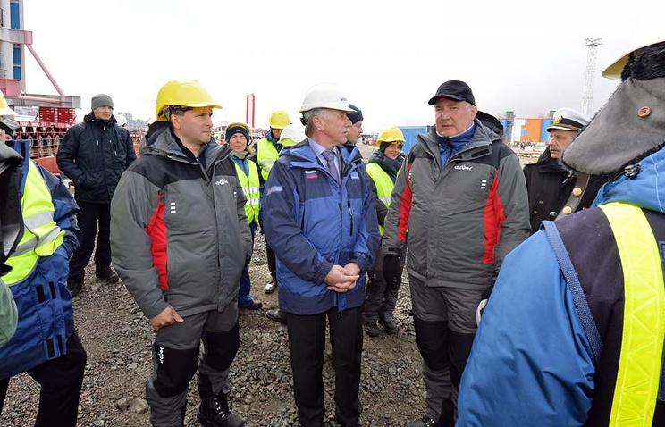 Ямало-Ненецкая опорная зона будет базироваться наСШХ иразвитии Сабетты— Дмитрий Кобылкин