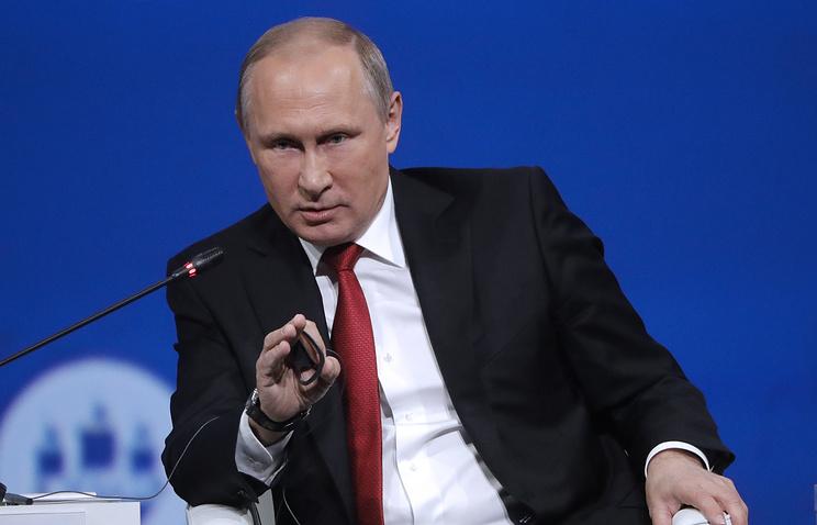 «Хотелосьбы, чтобы спортивные объекты использовались только для спорта»— Владимир Путин