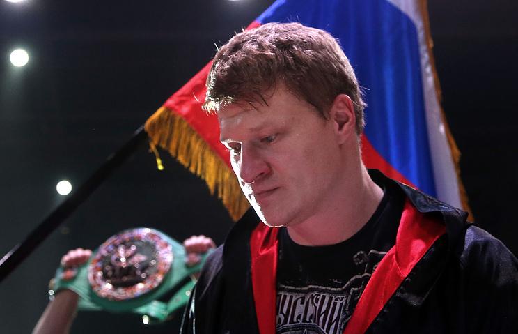 Ставки набокс. Александр Поветкин— Андрей Руденко