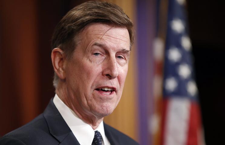 Конгрессмен предложил запретить Трампу снабжать средствами  общие  сРФ проекты