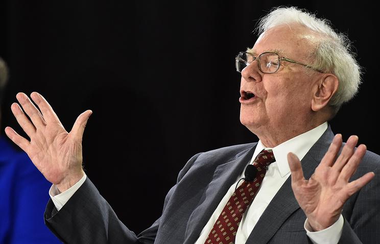 Уоррен Баффет отдал наблаготворительность 3,17 млрд долларов