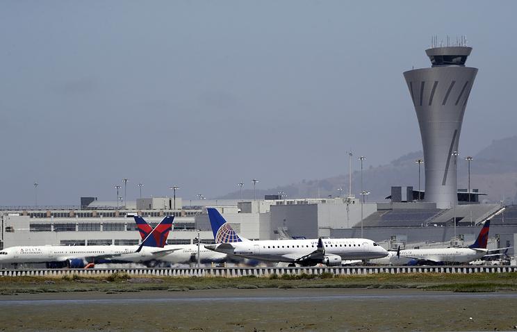 Аэропорт Сан-Франциско, 11 июля