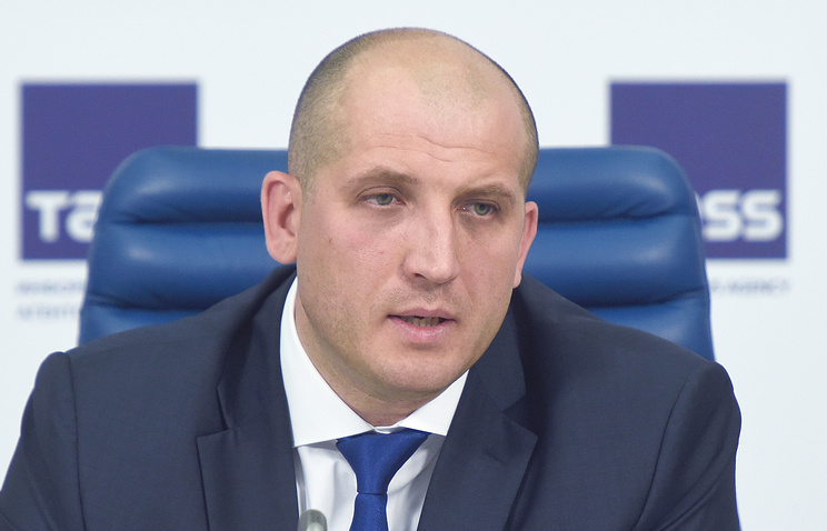 Главный государственный инспектор РФ по пожарному надзору Сергей Кададов