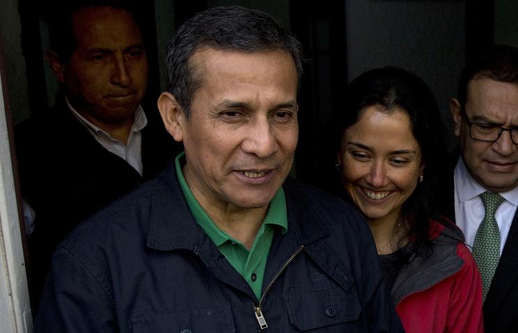 Ирония судьбы: два бывших президента Перу «встретятся» водной тюрьме