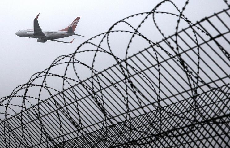 "Самолет авиакомпании ""Georgian Airways"""