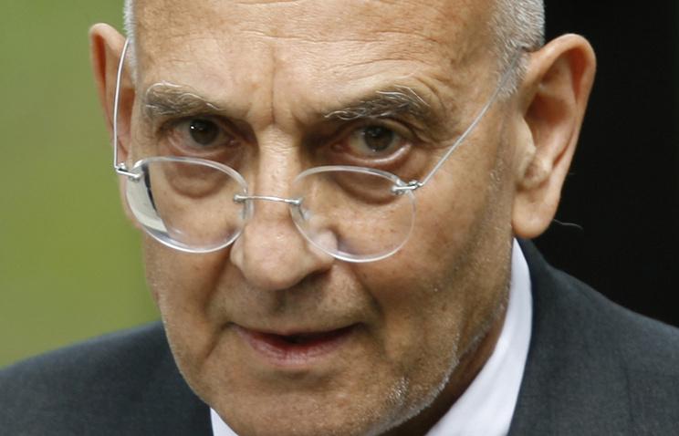 Умер французский историк Макс Галло - Общество - ТАСС