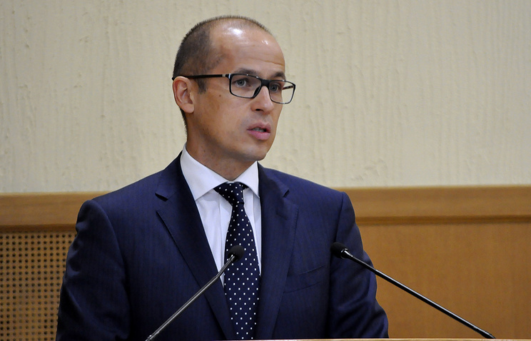 Врио главы Удмуртии Александр Бречалов