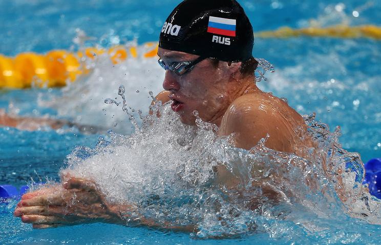Пловец из Британии Адам Пити вБудапеште установил новый мировой рекорд