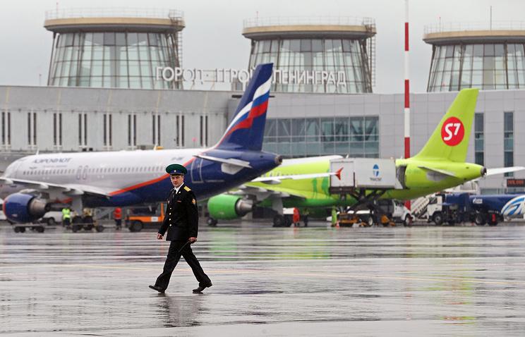 Пассажиропоток Пулково впервом полугодии 2017 года вырос на25%