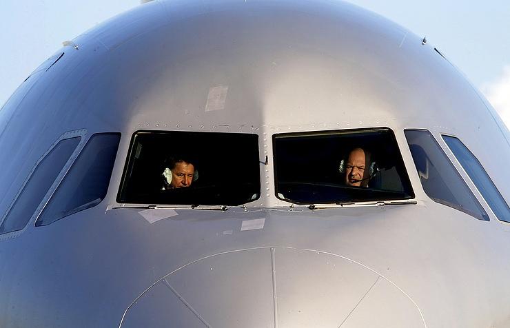 Русские пилоты массово уезжают наработу в КНР