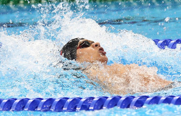 Пловец Рылов одержал победу золото чемпионата мира
