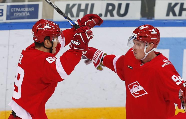 Турнир вНижнем Новгороде: «Автомобилист» одержал победу над «Кузней»