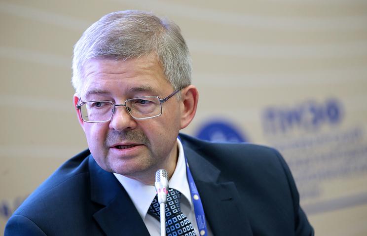 Первый заместитель председателя Центробанка России Дмитрий Тулин