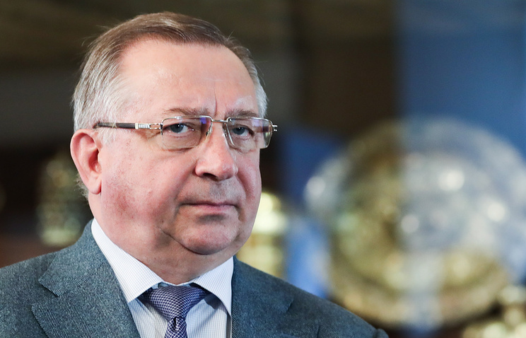 """Глава """"Транснефти"""" Николай Токарев"""