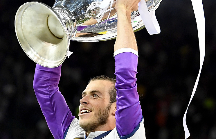 Роналду отправился вместе с«Реалом» вСкопье наматч заСуперкубок УЕФА