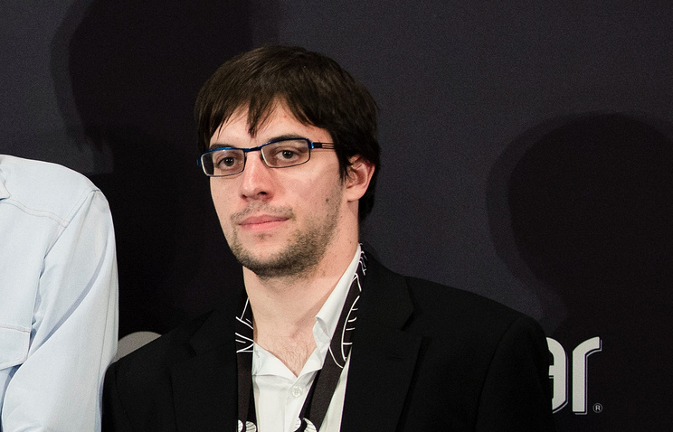 Французский гроссмейстер Максим Вашье-Лаграв
