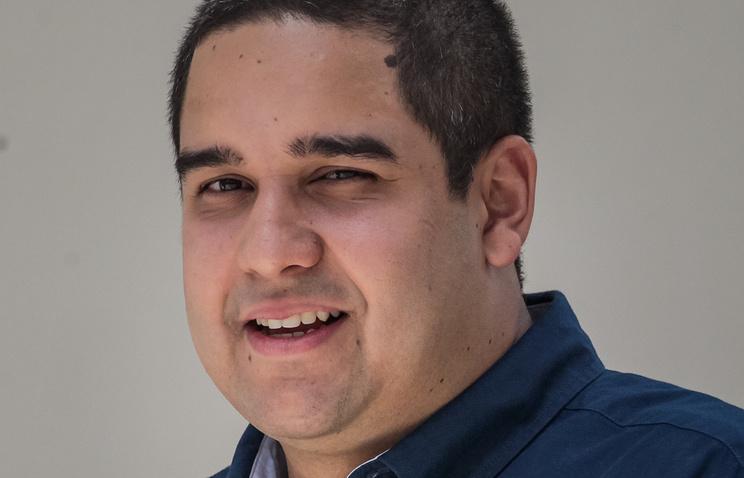 Николас Мадуро - младший