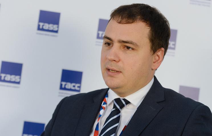 Заместитель министра экономического развития РФ Савва Шипов