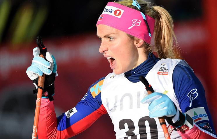 Вяльбе сожалеет, что лыжница Йохауг пропустит Олимпиаду 2018 года