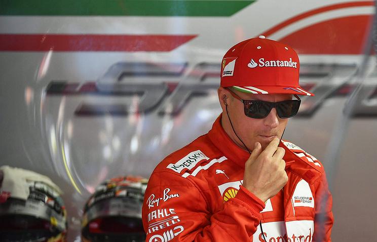 Команда «Формулы-1» Феррари продлила договор сРайкконеном