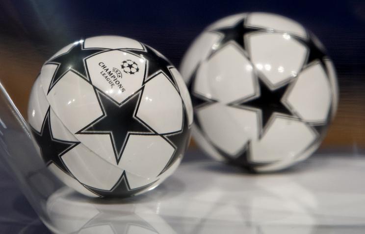 Определились 5 участников группового этапа Лиги чемпионов