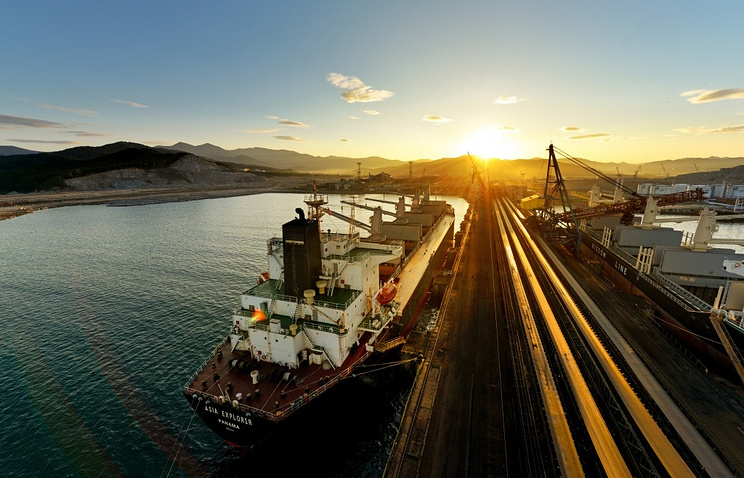 Монголия рассматривает возможность перевозок внешнеторговых грузов через порт Восточный