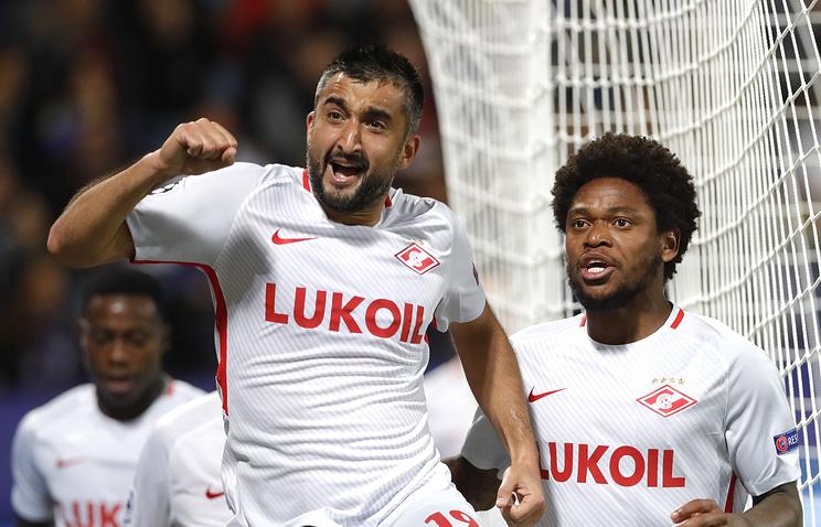 Россия увеличила отрыв отПортугалии втаблице коэффициентов УЕФА