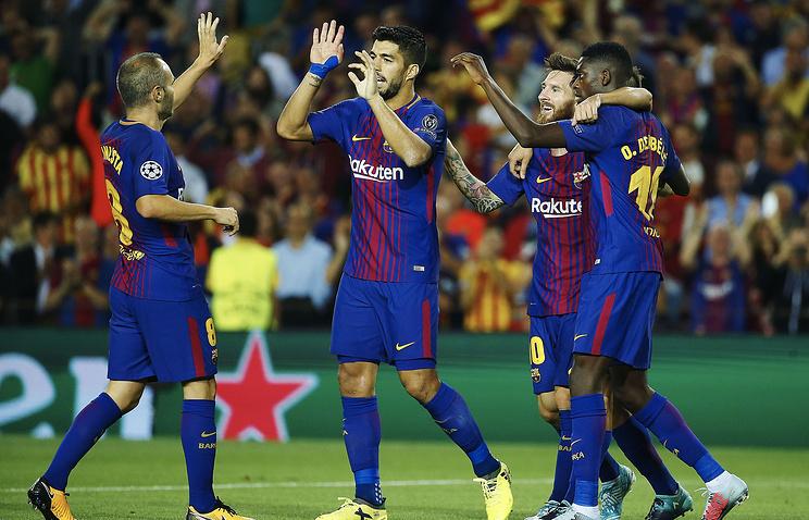 Годовой бюджет «Барселоны» составит приблизительно рекордные 897 млн евро