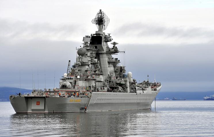 Корабли иавиация Севфлота отразили воздушные атаки вБаренцевом море