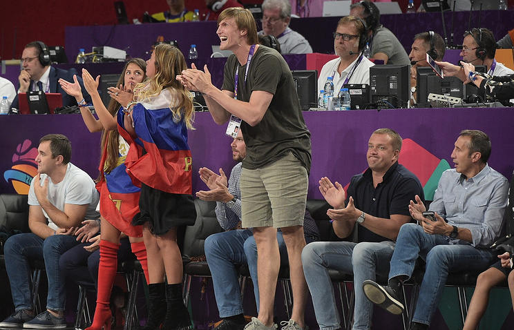 Базаревич утвержден вдолжности основного тренера мужской сборной РФ побаскетболу