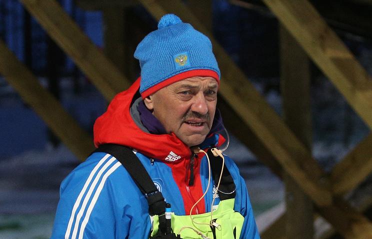 Тренер Владимир Королькевич