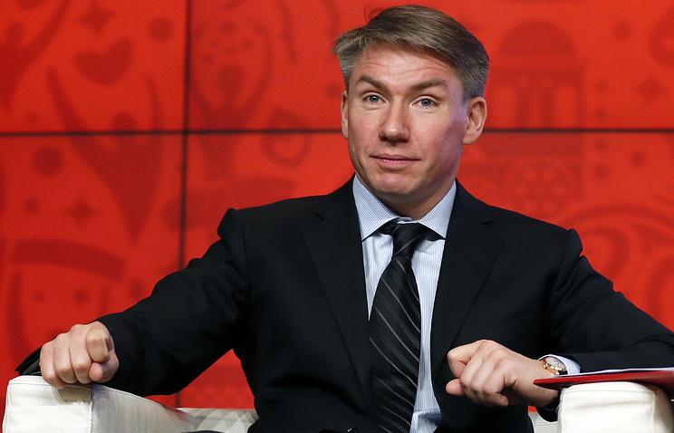 Алексей Сорокин может быть выбран всовет Международной федерации футбола