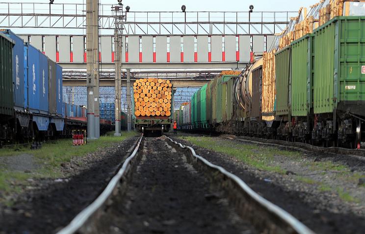 Все русские поезда пойдут вобход государства Украины