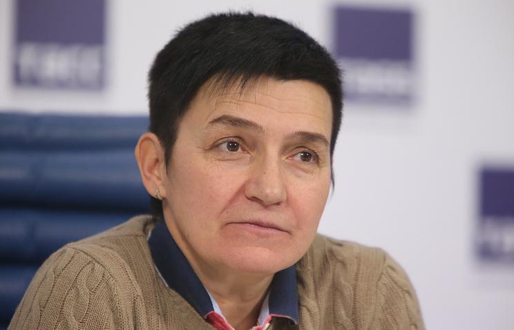 Старший тренер паралимпийской сборной России по лыжным гонкам и биатлону Ирина Громова