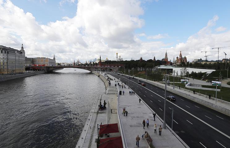 Инвестора комплекса зданий наМоскворецкой набережной определят торги