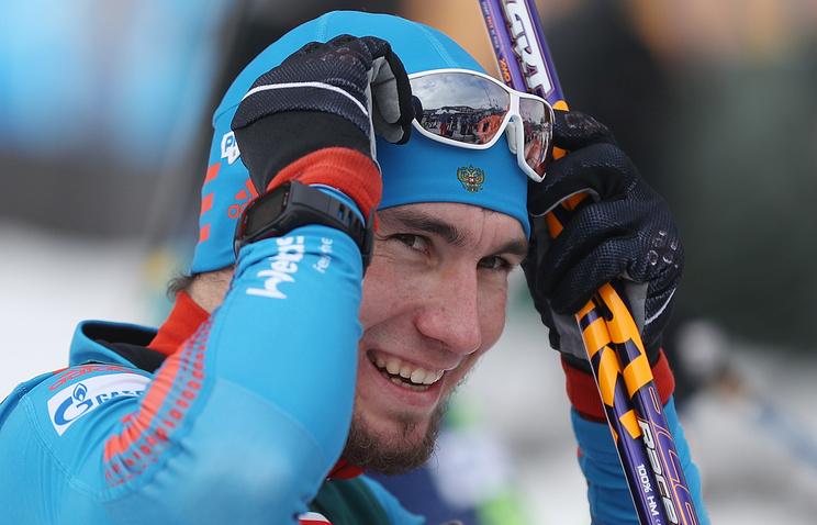Биатлонист Логинов получил серьёзную травму вовремя чемпионата Росиии