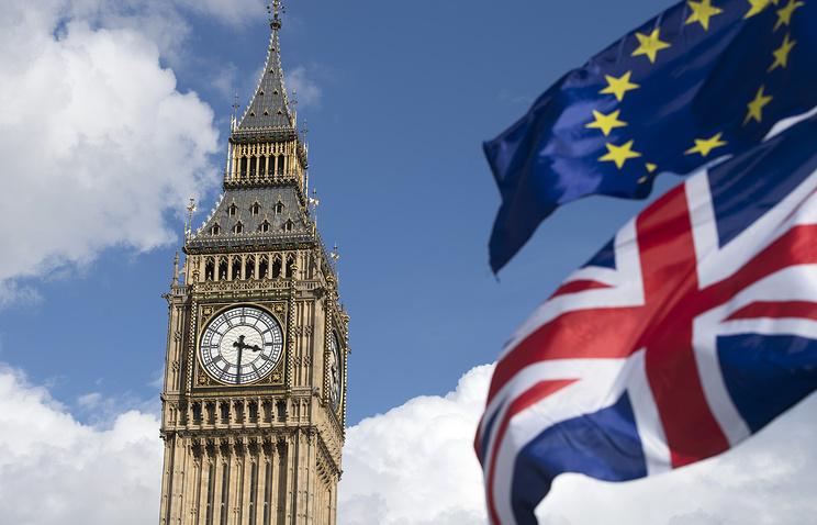 Встолице Англии Мэй организует переговоры поBrexit сТуском
