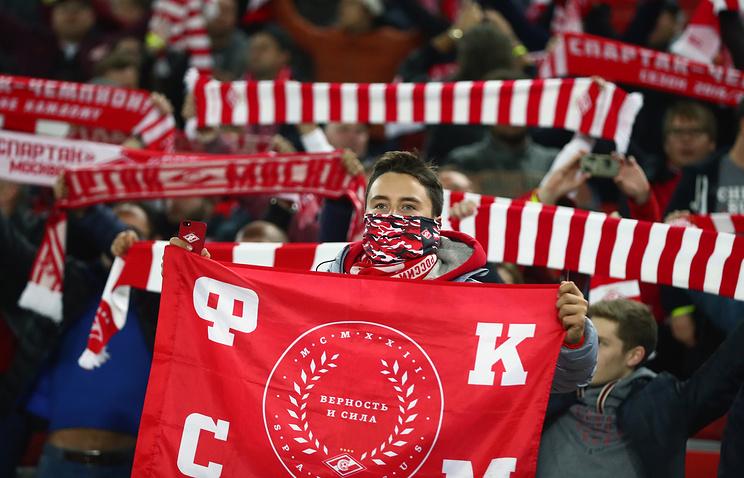 УЕФА желает запретить болельщикам «Спартака» вход настадион вСевилье