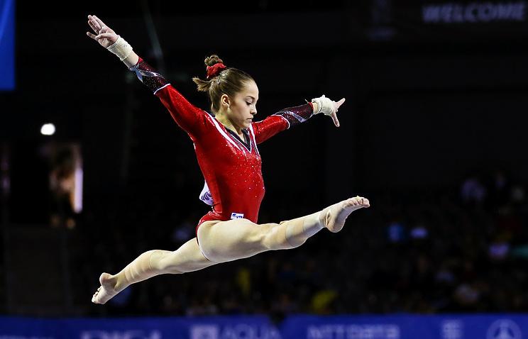 Мужская сборнаяРФ погимнастике недобрала наград вМонреале