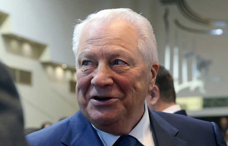 Глава Независимой общественной антидопинговой комиссии Виталий Смирнов
