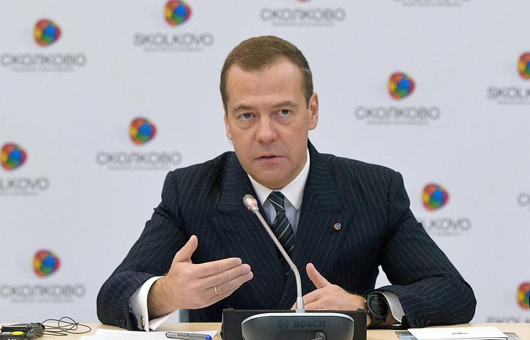 Медведев: РФ несобирается строить цифровой колхоз