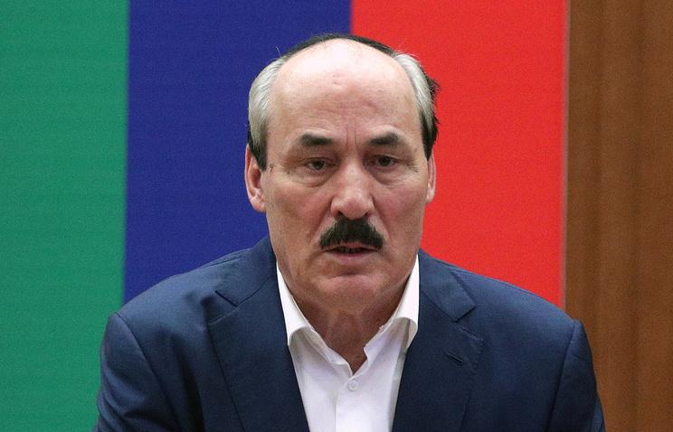 Путин назначил прежнего  руководителя  Дагестана своим представителем наКаспии