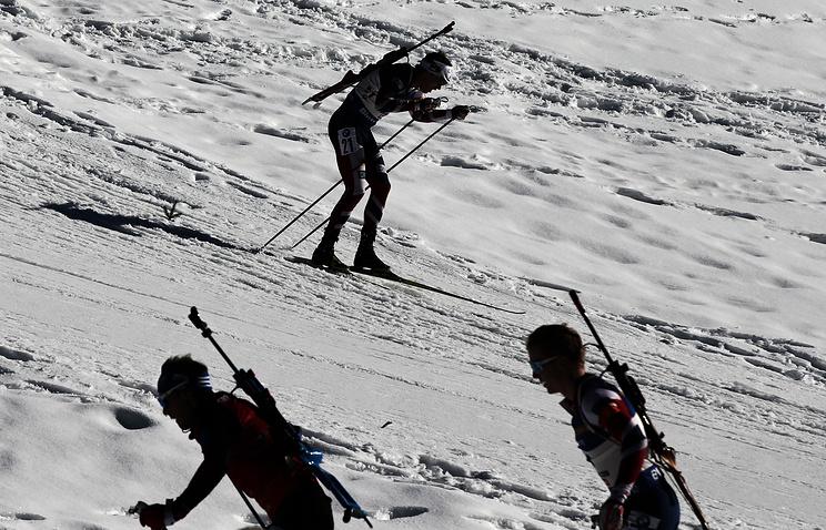 Расследование комиссии МОК не отразится надействующих биатлонистах РФ— IBU