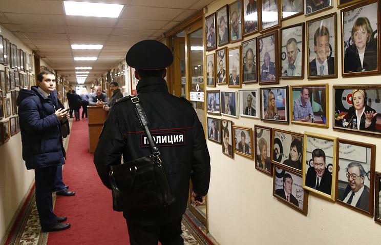 Мед. сотрудники поведали осостоянии раненой журналистки «Эха Москвы»