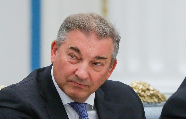 Президент Федерации хоккея России Вячеслав Третьяк