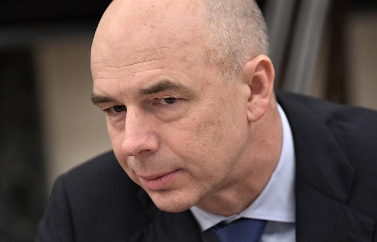 Силуанов решился сделать только ожидаемый прогноз покурсу рубля