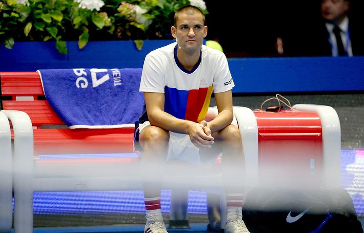 Русский теннисист Южный одержал победу турнир серии «Челленджер» воВьетнаме